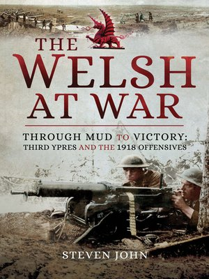 cover image of The Welsh at War